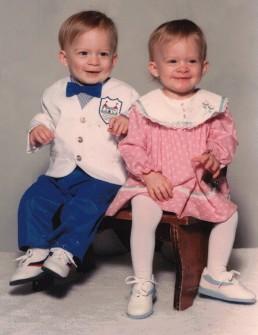 Andrew & Katy Baby Pic
